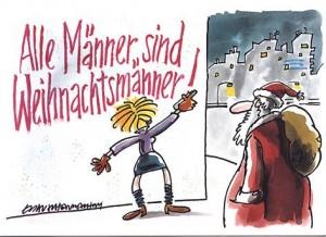 Weihnachtsmanner